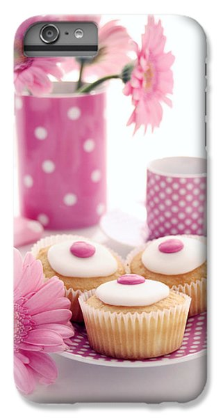 Fairy Cake iPhone 6s Plus Case - Tea Party by Erika Craddock