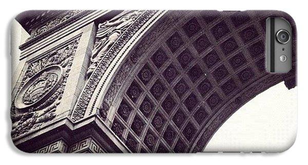 Place iPhone 6s Plus Case - Washington Square Park by Randy Lemoine