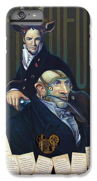 Yak iPhone 6s Plus Case - Yak Andrew Bienstjalk by Patrick Anthony Pierson