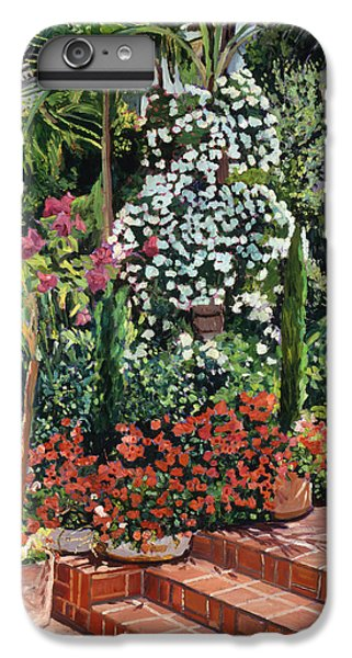 A Garden Approach IPhone 6s Plus Case by David Lloyd Glover