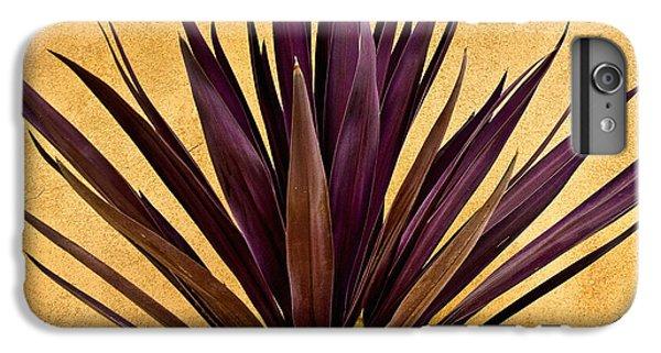 Desert iPhone 6s Plus Case -  Purple Giant Dracaena Santa Fe by John Hansen