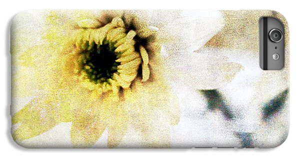 Floral iPhone 6s Plus Case -  White Flower by Linda Woods