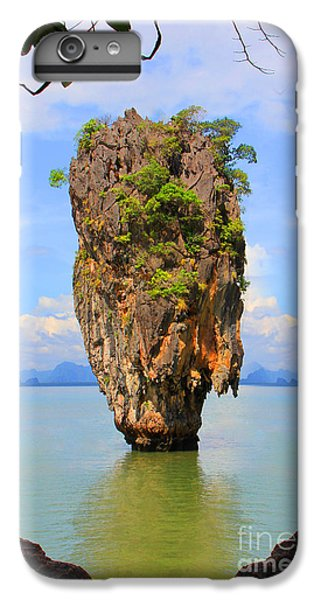 007 Island IPhone 6s Plus Case