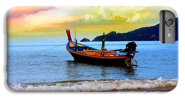Thailand IPhone 6s Plus Case by Mark Ashkenazi