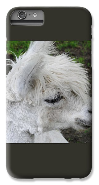 Baby Llama IPhone 6s Plus Case by Ellen Henneke