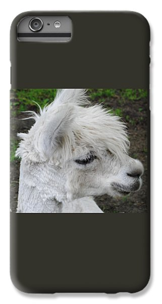 Baby Llama IPhone 6s Plus Case by Ellen Henneke