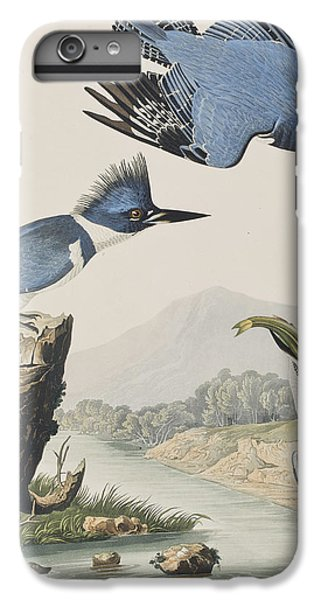 Belted Kingfisher IPhone 6s Plus Case by John James Audubon