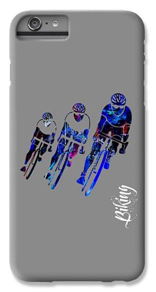 Bike Race IPhone 6s Plus Case by Marvin Blaine