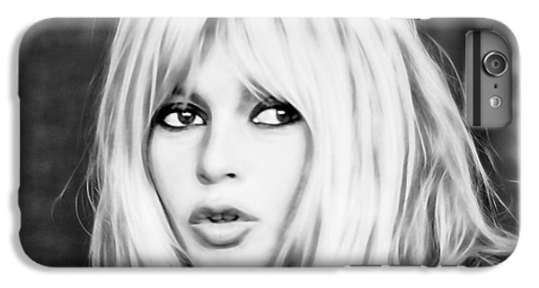 Brigitte Bardot Collection IPhone 6s Plus Case