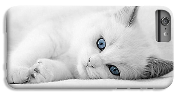 Cat Collection IPhone 6s Plus Case by Marvin Blaine