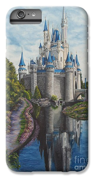 Cinderella Castle  IPhone 6s Plus Case