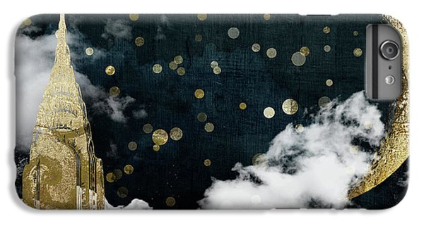 Tower Of London iPhone 6s Plus Case - Cloud Cities New York by Mindy Sommers