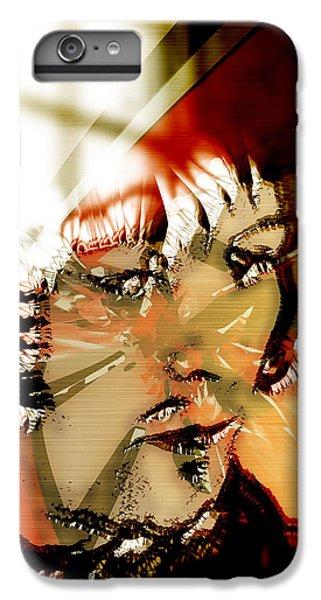 Eric Clapton Art IPhone 6s Plus Case by Marvin Blaine