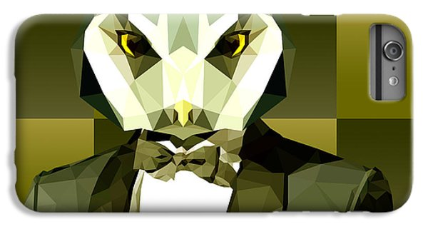 Geometric Owl IPhone 6s Plus Case
