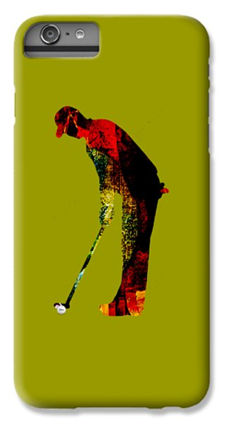 Golf Collection IPhone 6s Plus Case by Marvin Blaine
