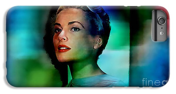 Grace Kelly IPhone 6s Plus Case by Marvin Blaine