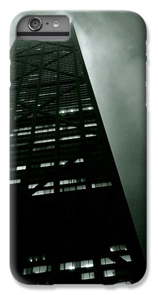 Hancock Building iPhone 6s Plus Case - John Hancock Building - Chicago Illinois by Michelle Calkins