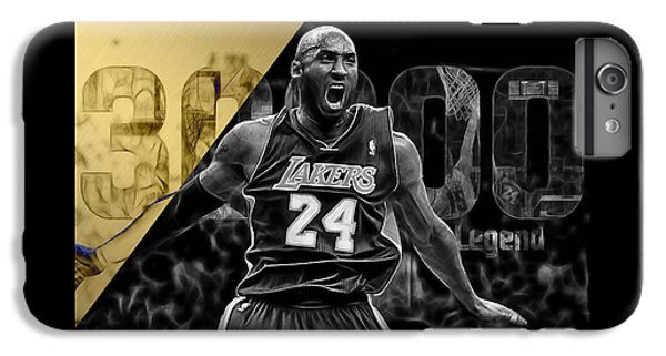 Kobe Bryant Collection IPhone 6s Plus Case by Marvin Blaine