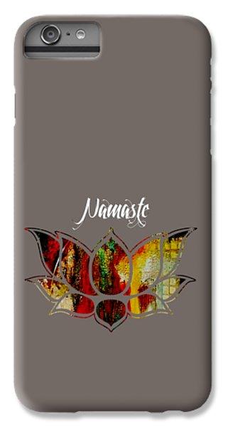 Namaste IPhone 6s Plus Case by Marvin Blaine