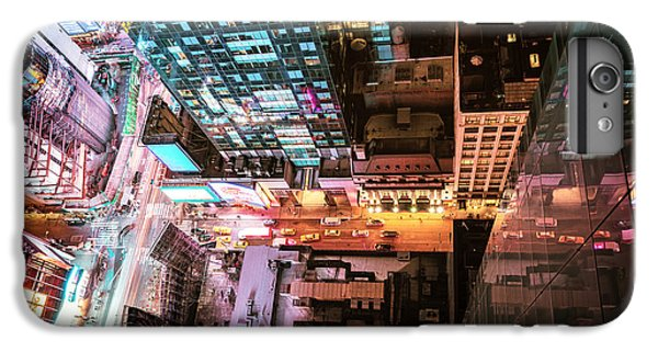 New York City - Night IPhone 6s Plus Case by Vivienne Gucwa