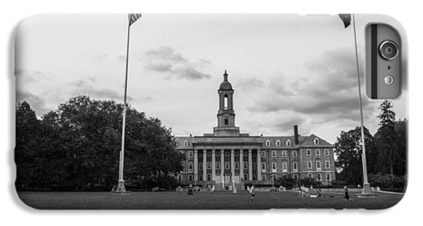 Old Main Penn State Black And White  IPhone 6s Plus Case