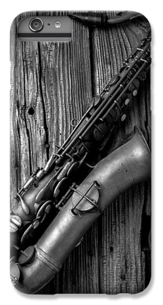 Saxophone iPhone 6s Plus Case - Old Sax by Garry Gay