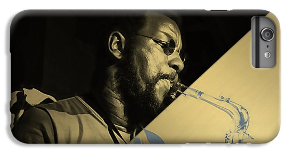 Ornette Coleman Collection IPhone 6s Plus Case by Marvin Blaine