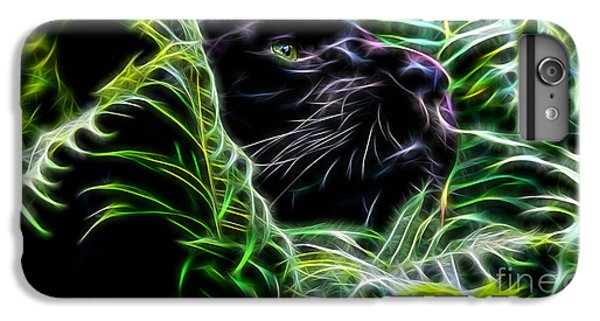 Panther Collection IPhone 6s Plus Case
