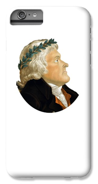 President Thomas Jefferson IPhone 6s Plus Case