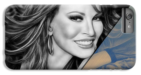 Raquel Welch Collection IPhone 6s Plus Case by Marvin Blaine