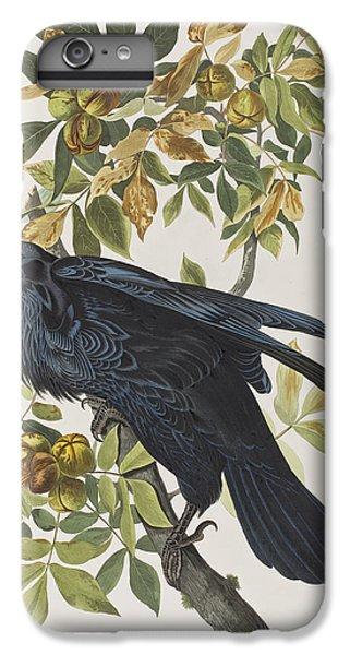 Raven IPhone 6s Plus Case by John James Audubon