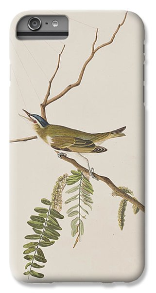 Red Eyed Vireo IPhone 6s Plus Case