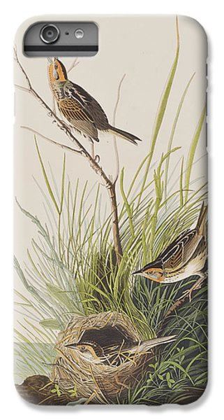 Sharp Tailed Finch IPhone 6s Plus Case