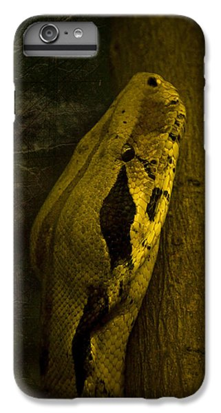 Garden Snake iPhone 6s Plus Case - Snake by Svetlana Sewell