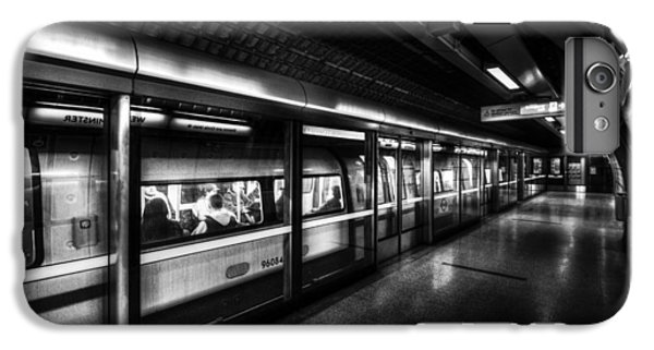The Underground System IPhone 6s Plus Case