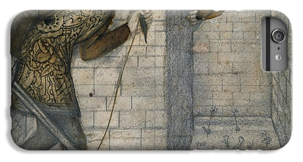 Minotaur iPhone 6s Plus Case - Theseus And The Minotaur In The Labyrinth by Edward Burne-Jones