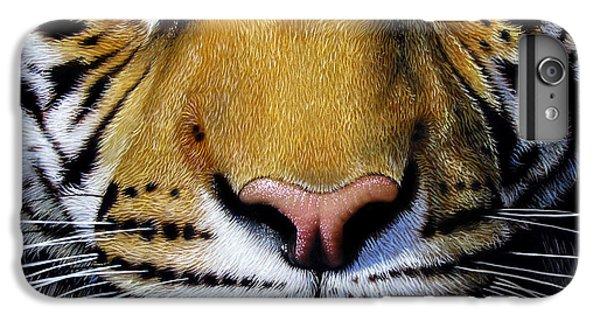 Tiger  IPhone 6s Plus Case