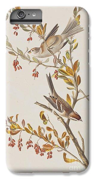 Tree Sparrow IPhone 6s Plus Case