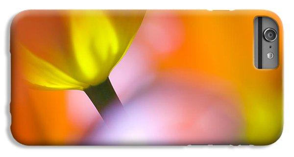 Tulip iPhone 6s Plus Case - Tulips by Silke Magino