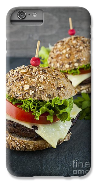 Two Gourmet Hamburgers IPhone 6s Plus Case