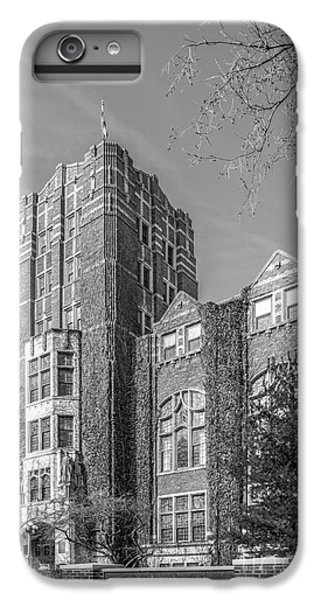 University Of Michigan Union IPhone 6s Plus Case by University Icons
