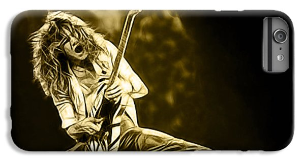 Van Halen Eddie Van Halen Collection IPhone 6s Plus Case by Marvin Blaine
