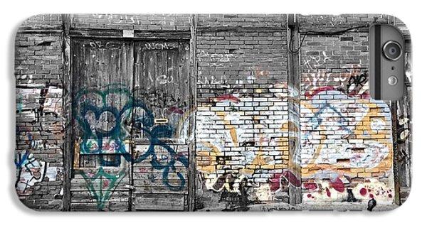 Warehouse In Lisbon IPhone 6s Plus Case by Ehiji Etomi