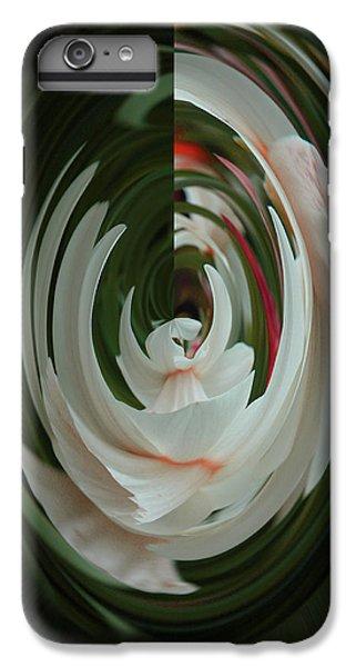 White Form IPhone 6s Plus Case