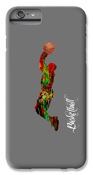 Basketball Collection IPhone 6s Plus Case by Marvin Blaine