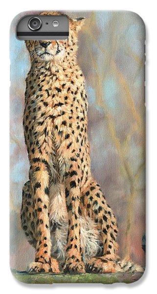 Cheetah IPhone 6s Plus Case by David Stribbling