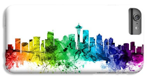 Seattle Washington Skyline IPhone 6s Plus Case