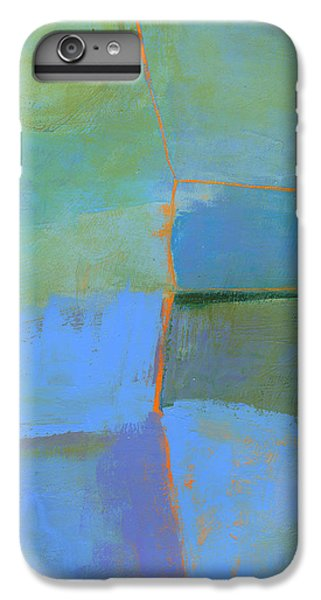 Abstract iPhone 6s Plus Case - 100/100 by Jane Davies