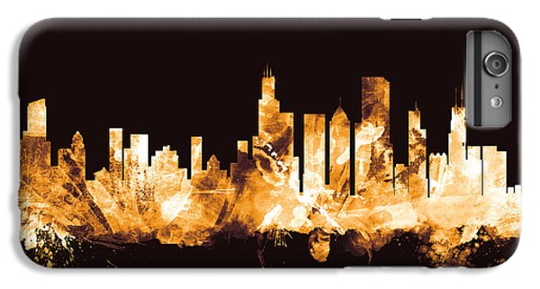 Chicago Illinois Skyline IPhone 6s Plus Case