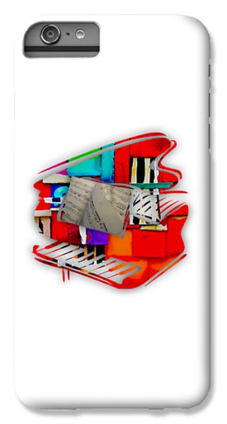 Piano Collection IPhone 6s Plus Case